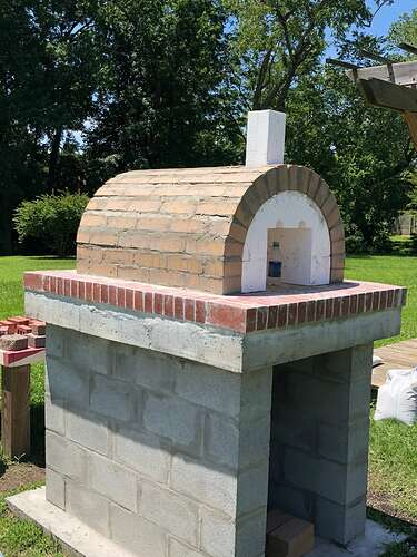 How To Build a Pizza Oven at Home (33)