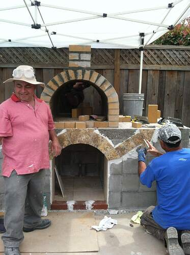 Outdoor Gas Pizza Oven (32)