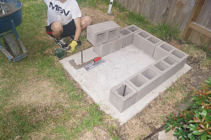 Refractory Cement Pizza Oven (53)