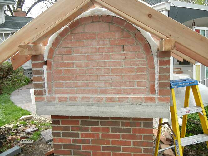 How To Build A Pizza Oven (9)
