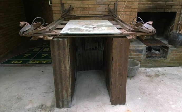 How to Build a Metal Pizza Oven (2)