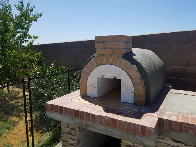 How to Build an Outdoor Pizza Oven Step by Step (17)