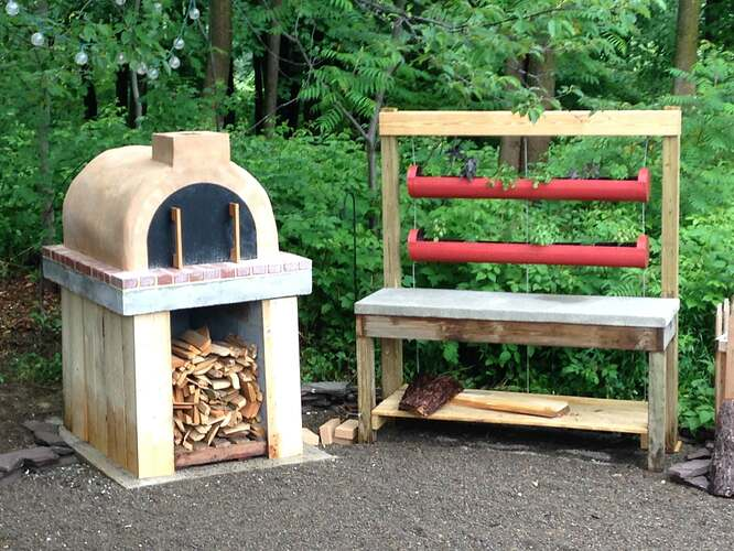 Wood Fired Oven Kit (22)