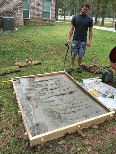 How To Build a Brick Oven (2)