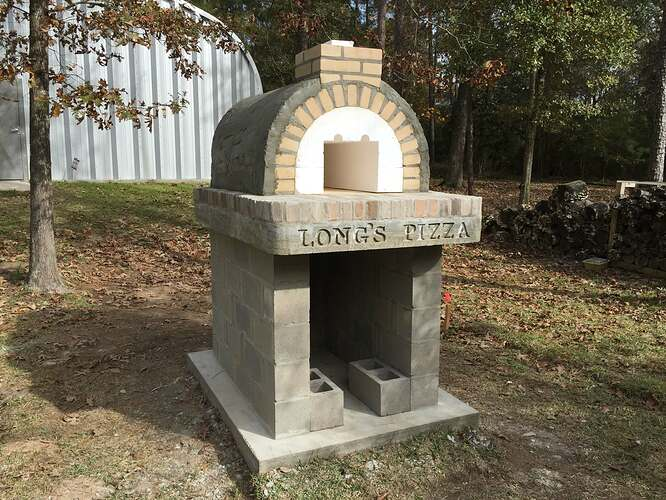 How To Build a Brick Oven (26)
