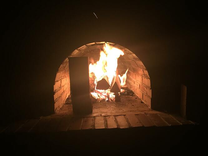 Garden Wood Fired Pizza Oven (62)