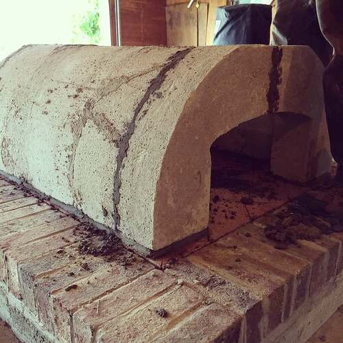 Portable Wood Fired Pizza Oven (4)