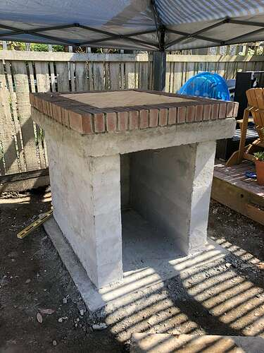 Wood Fired Bread Oven (37)