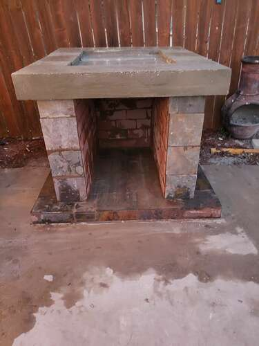 How To Make An Outdoor Oven (3)