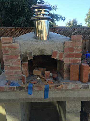 How To Make Wood Fired Oven At Home (37)