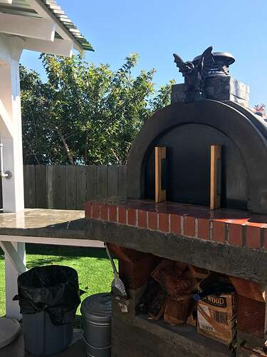 Home Pizza Oven Outdoor (2)