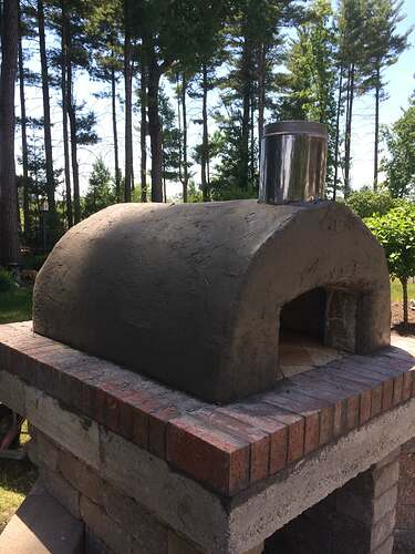 Do It Yourself Pizza Oven (23)