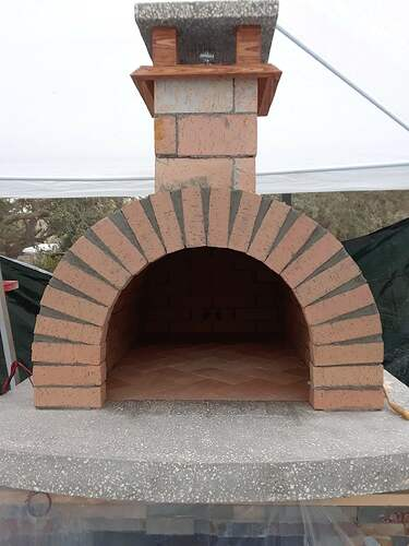 Building A Pizza Oven (150)
