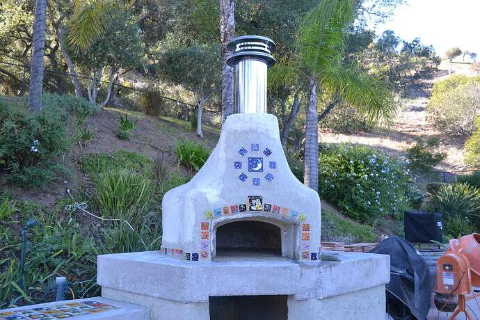 Wood Fire Pizza Oven (73)