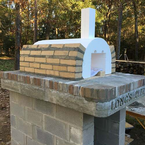 How To Build a Brick Oven (18)
