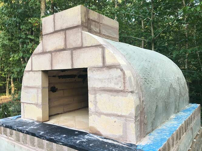 Wood Fired Brick Oven (88)
