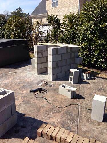 Build A BBQ And Pizza Oven (9)