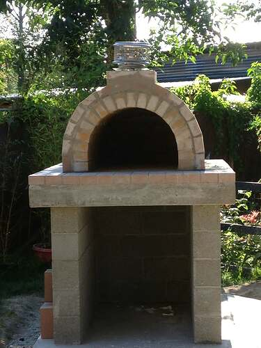 How To Build Pizza Oven (17)