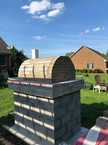 How To Build a Pizza Oven at Home (36)