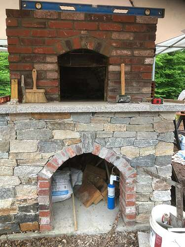 How To Build A Wood Fired Pizza Oven (82)