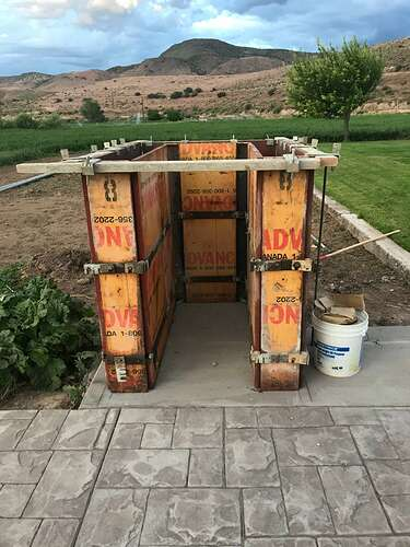 How To Build an Outdoor Oven (5)