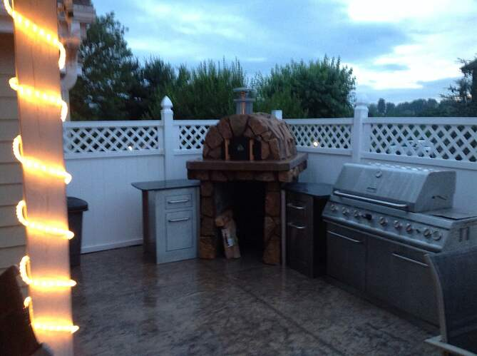 Residential Pizza Oven (11)