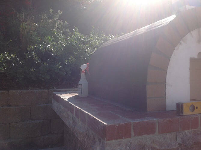 Build A Pizza Oven (9)