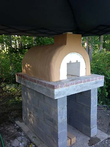 Wood Fired Oven Kit (18)