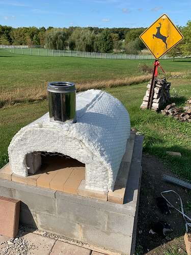 Build Your Own Pizza Oven (7)