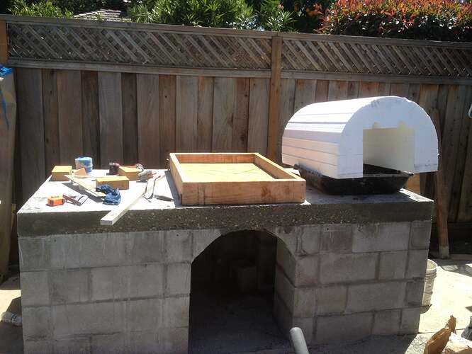 Outdoor Gas Pizza Oven (20)