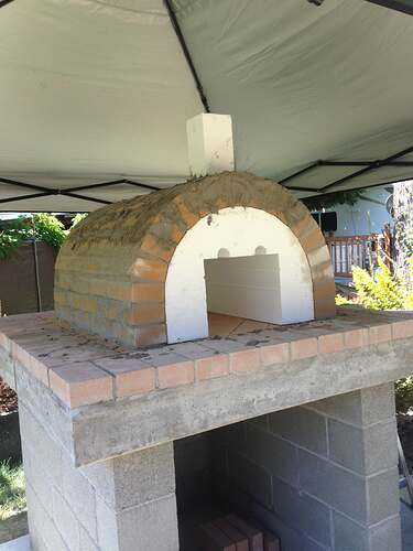 How To Build Pizza Oven (14)