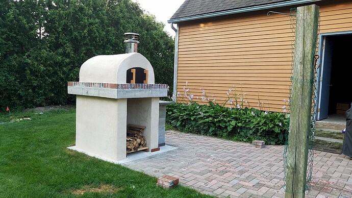 PIZZA OVEN MOLD