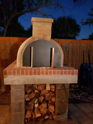 How To Make An Outdoor Oven (9)