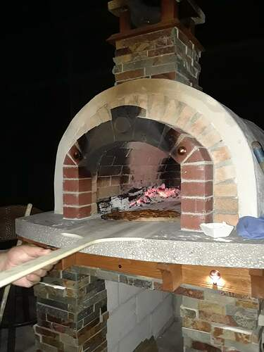 Building A Pizza Oven (191)