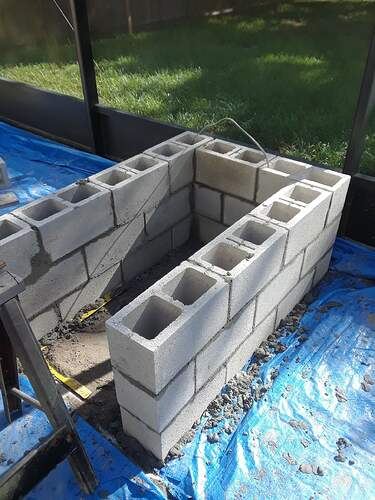 Building A Pizza Oven (9)