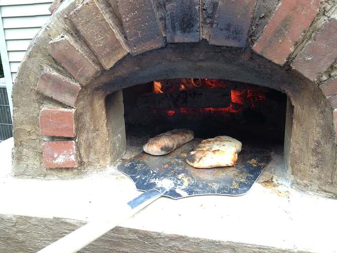 How To Build An Outdoor Brick Oven (100)