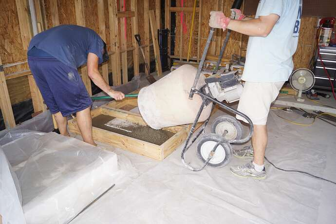 Refractory Cement Pizza Oven (48)