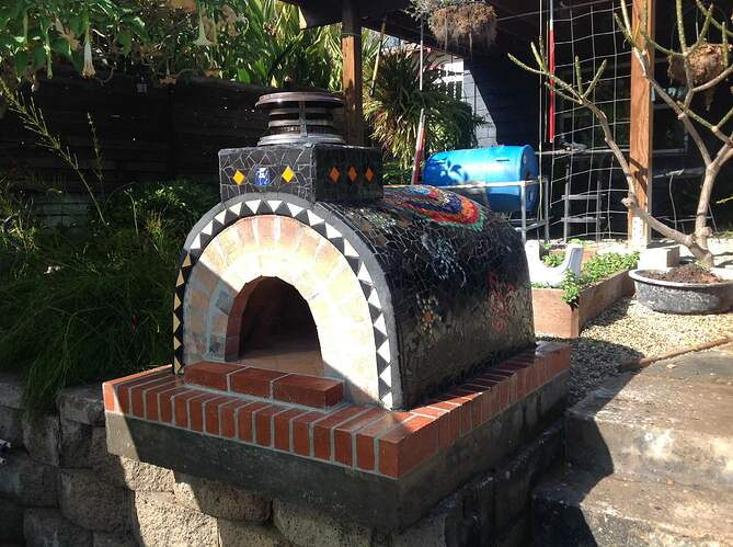 Outdoor Wood Fired Oven (53)