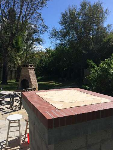 Building An Outdoor Oven (7)