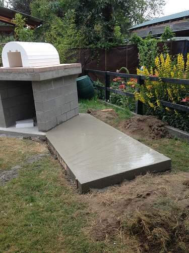 How To Build Pizza Oven (9)