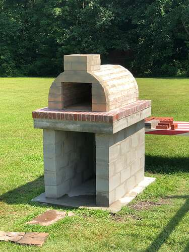 How To Build a Pizza Oven at Home (49)