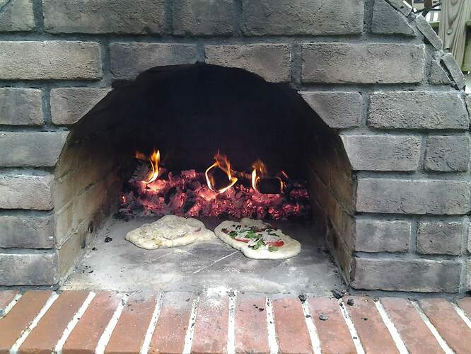 Outdoor Pizza Oven Kit (26)