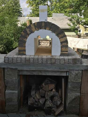 How To Build A Brick Pizza Oven Outdoor (3)