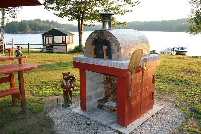 Outdoor Pizza Oven Kits (79)