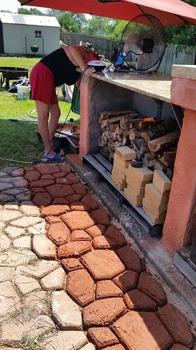 DIY Wood Fired Oven (30)