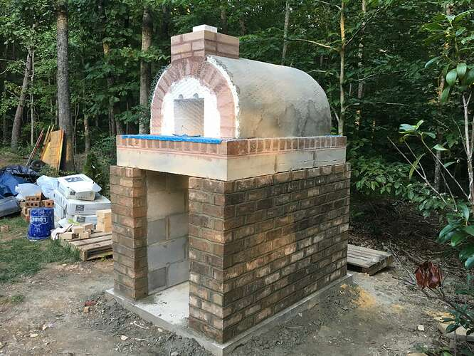 Wood Fired Brick Oven (71)
