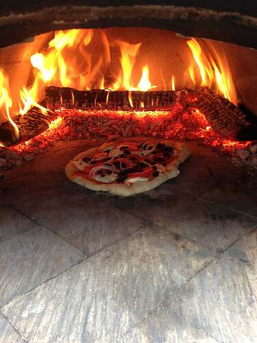 Outdoor Wood Burning Oven (25)