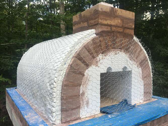 Wood Fired Brick Oven (64)