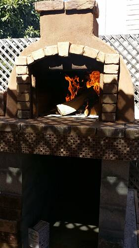 Make Pizza Oven At Home (20)