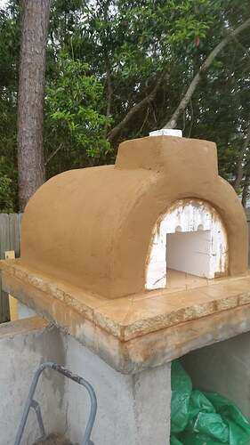 DIY Wood Fired Oven (17)